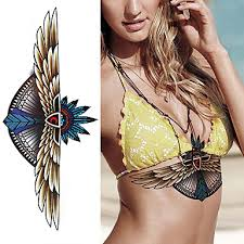 1pcs waterproof wings breast