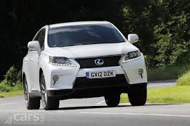 lexus christmas 2012 lexus rx 450h u0026 f sport photo gallery cars uk