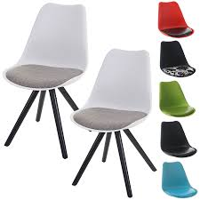 sedia sala da pranzo serie malmoe set 2x sedie sala da pranzo t501 legno massiccio ebay