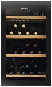 Wine Storage Cabinet Vintec V30sgmebk 35 Bottles Wine Storage Cabinet Appliances Online