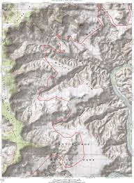 Bryce Canyon Map Pdf White Rim Trail