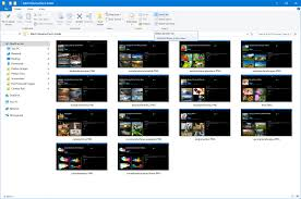 windows 10 it is easy to rename files in batches using the