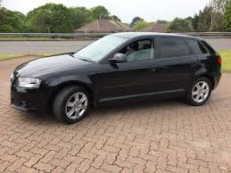 2008 audi a3 se 138 tdi black 6 speed full audi service top con
