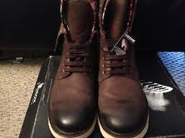 s lace up combat boots size 11 geox s leather boots size 12 us combat lace up brown ebay