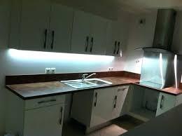 eclairage led plan de travail cuisine eclairage plan de travail cuisine cethosia me