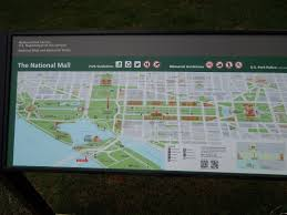 Map Washington Mall by Washington Dc Things To Do In One Day