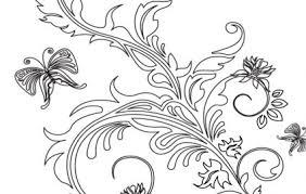 floral ornaments vector free vectors ui