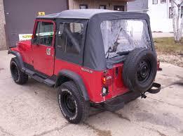 1987 jeep wrangler yj 1987 jeep wrangler yj 4x4 sport utility 2 door 4 2l inline 6 stick