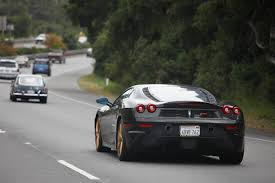 ferrari gold black on gold ferrari 430 scuderia 4 1 madwhips