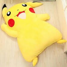 Giant Totoro Bed Giant Pikachu Mattress Bed Home U0026 Furniture Furniture