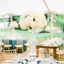 hydrangea wedding centerpieces white hydrangea wedding centerpieces