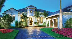 spanish style home plans spanish style home plans sater design collection home plans