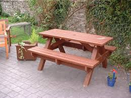 Recycled Plastic Outdoor Furniture Recycled Plastic Picnic Table Garden Furniture