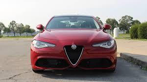 alfa romeo 2017 alfa romeo giulia ti we drive alfa u0027s gorgeous sedan for the