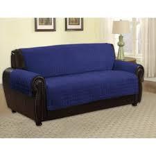 purple sofa slipcover blue sofa slipcovers you u0027ll love wayfair