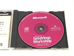 microsoft greetings workshop cd rom windows 95 u2013 vintechexpress