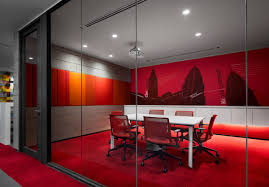 colorful and welcoming sherwin williams office in malaysia 13