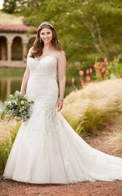 mermaid wedding dress mermaid wedding dresses plus size sparkling mermaid wedding gown