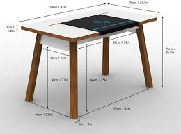 Small Desk Design Studiodesk Cool And Clutter Free Desk For Small Office