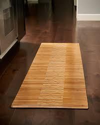 Bath Mat Wood Amazon Com Anji Mountain Amb0090 2032 Bamboo Kitchen And Bath Mat