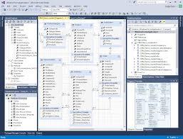 orm designer for entity framework nhibernate linq to sql