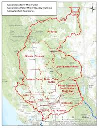 Oroville Ca Map Coalition Map Glenn County Resource Conservation District