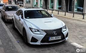 lexus rc f silver lexus rc f 25 june 2017 autogespot