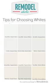 Off White Paint Remodelaholic Best Painting Tips And Tricks