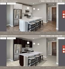 design a virtual kitchen arizona home builder launches virtual kitchen design tool