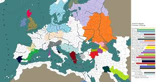World Language Map by The Cranberry Letters Let U0027s Map Urheimats