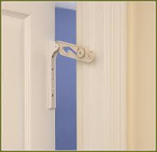sliding closet door locks child proof home design ideas