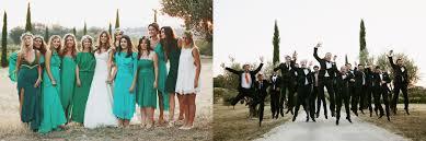 photo de groupe mariage reportage mariage comment ça marche