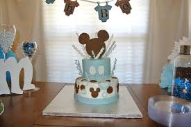 mickey mouse inspired baby shower easy peasy pleasy