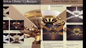 Ceiling Fan Manufacturers Fasco F A Smith Company Ceiling Fan Catalog From 1993 Youtube