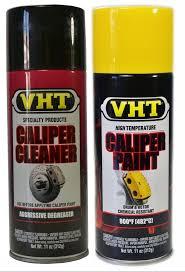 real red brake caliper paint u0026 high performance caliper cleaner
