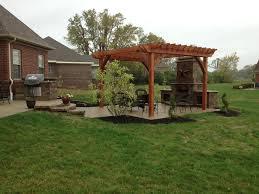 Paver Patio Columbus Ohio Backyard Concrete Patio Ideas Dayton And Cincinnati Ohio