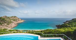 Saint Barts Map by Villa Gouverneur View St Barts Caribbean Casol Villas France