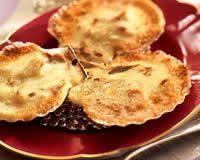 cuisiner les coquilles st jacques surgel馥s recettes de coquilles jacques surgelées toutes les recettes