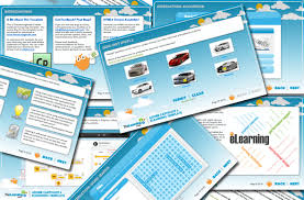 the learning smith captivate 6 elearning template
