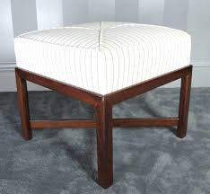 Armchair Ottoman Set Mid Century Ottoman Ebay Wood Sofa Legs Leather Chair And 27980