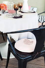 how to make dining chair cushions with bonus embellishment