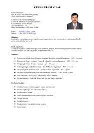 International Business Manager Louis Cv 2016