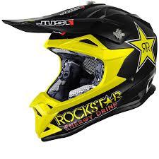 Just1 J32 Pro Rockstar Youth Motocross Helmet Motocross Helmets