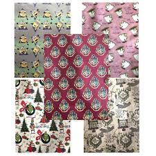 of thrones wrapping paper harry potter gift wrapping supplies ebay
