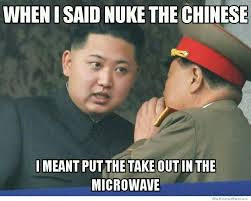 Misunderstood Girlfriend Meme - 25 funniest north korea kim jong un memes gifs and comics