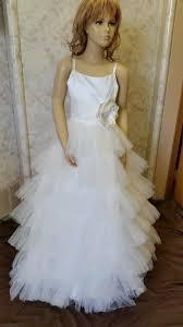 miniature bride dresses little girls bridal dresses