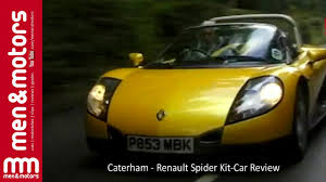 renault sport spider 1997 renault sport spider review youtube