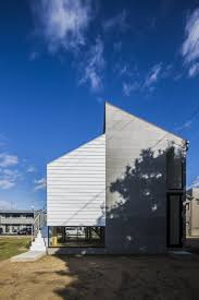 architecture unique kawate residence home design exterior used