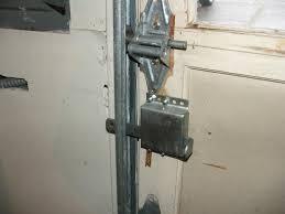 Overhead Door Manual Can You Lock Your Garage Overhead Door