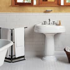 Bathroom Bathroom Tile Ideas For by 106 Best White Subway Tile Bathrooms Images On Pinterest